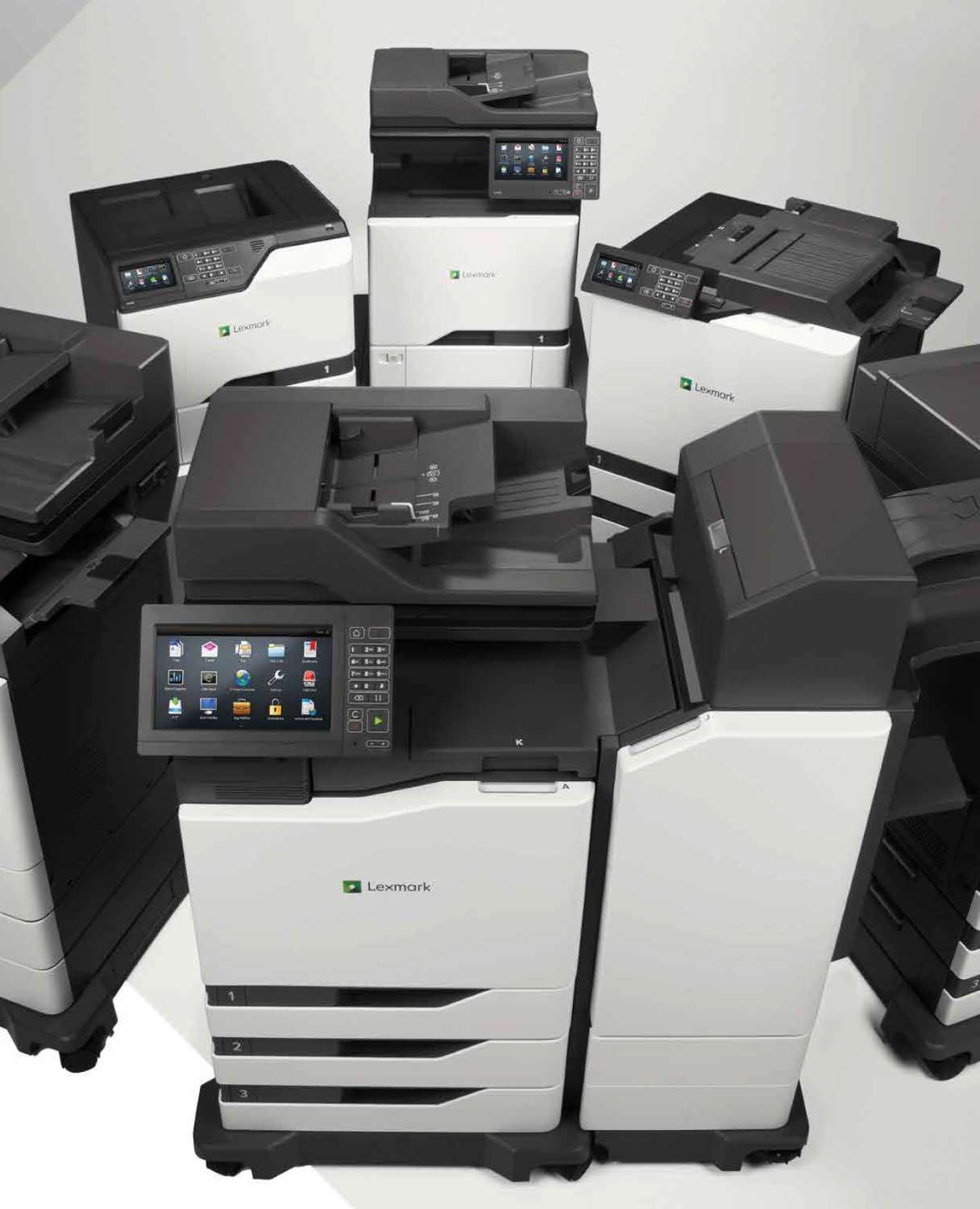Tech4 Office Equipment in Carlisle, suppliers of photocopiers for lease or sale to businesses across Cumbria & the Borders