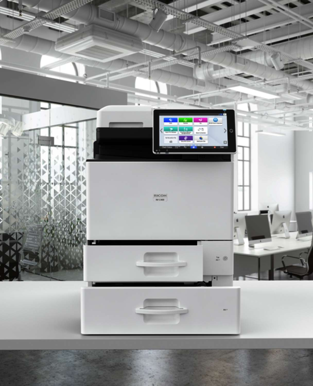 Tech4 Office Equipment in Carlisle, suppliers of office printers across Cumbria & the Borders